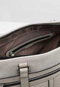L. CREDI - CEZELIA  - Tote bag - grey - 3