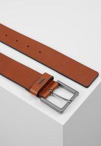 HUGO - GIOVE - Belt - medium brown - 2