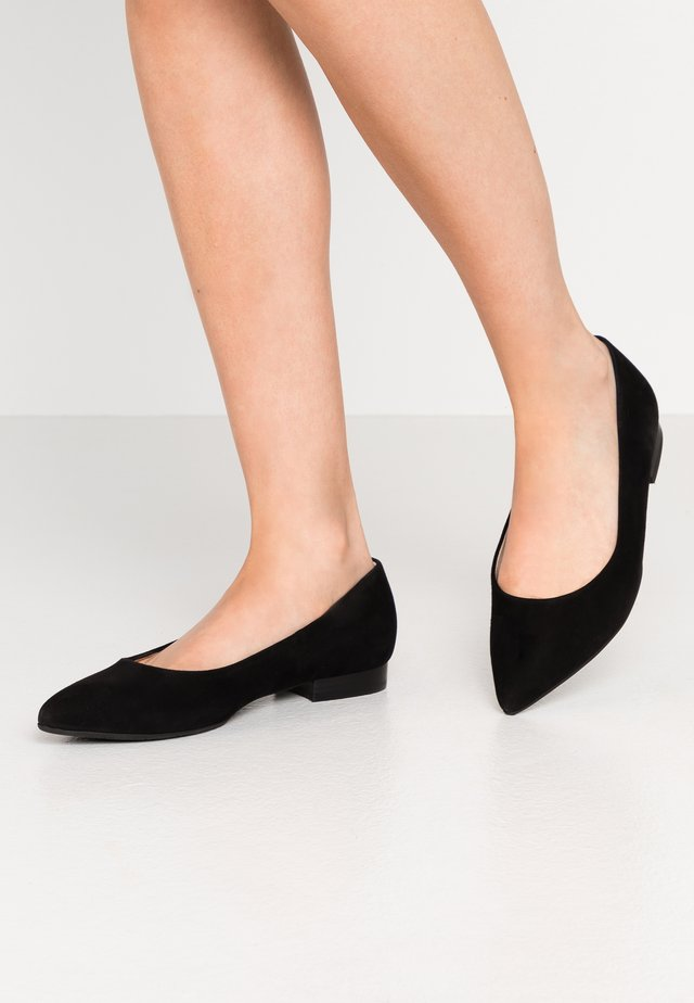 TIANNA - Ballet pumps - schwarz