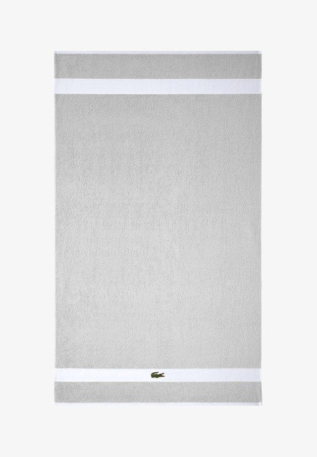 CASUAL - Beach towel - argent