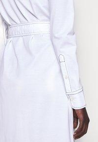 Polo Ralph Lauren - HEIDI LONG SLEEVE CASUAL DRESS - Hverdagskjoler - white - 3