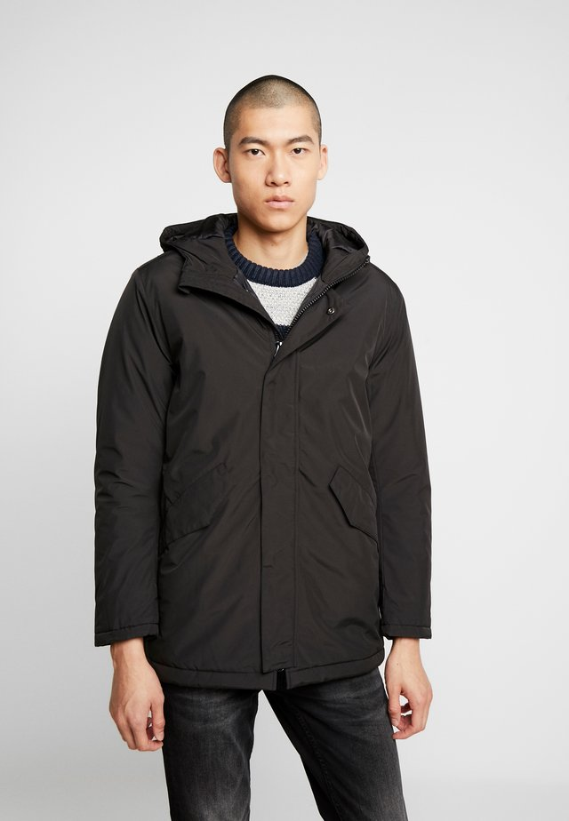 GIACCONE - Light jacket - black