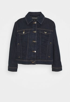BLOUSON JACKET - Jeansjakke - denim blue