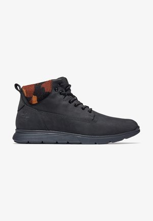 KILLINGTON CHUKKA - Sneakersy wysokie - black