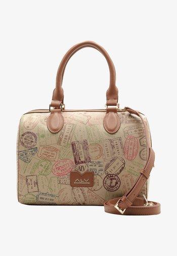 DONNA - Handbag - safari