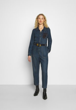 BJORK - Jumpsuit - denim medium