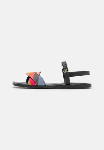SEDONA - Sandals - swirl