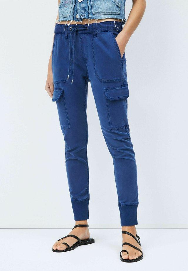 CRUSADE - Zúžené džíny - blue