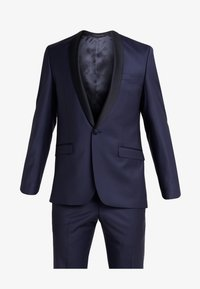 KARL LAGERFELD - SUIT TIGHT - Traje - dark blue - 10