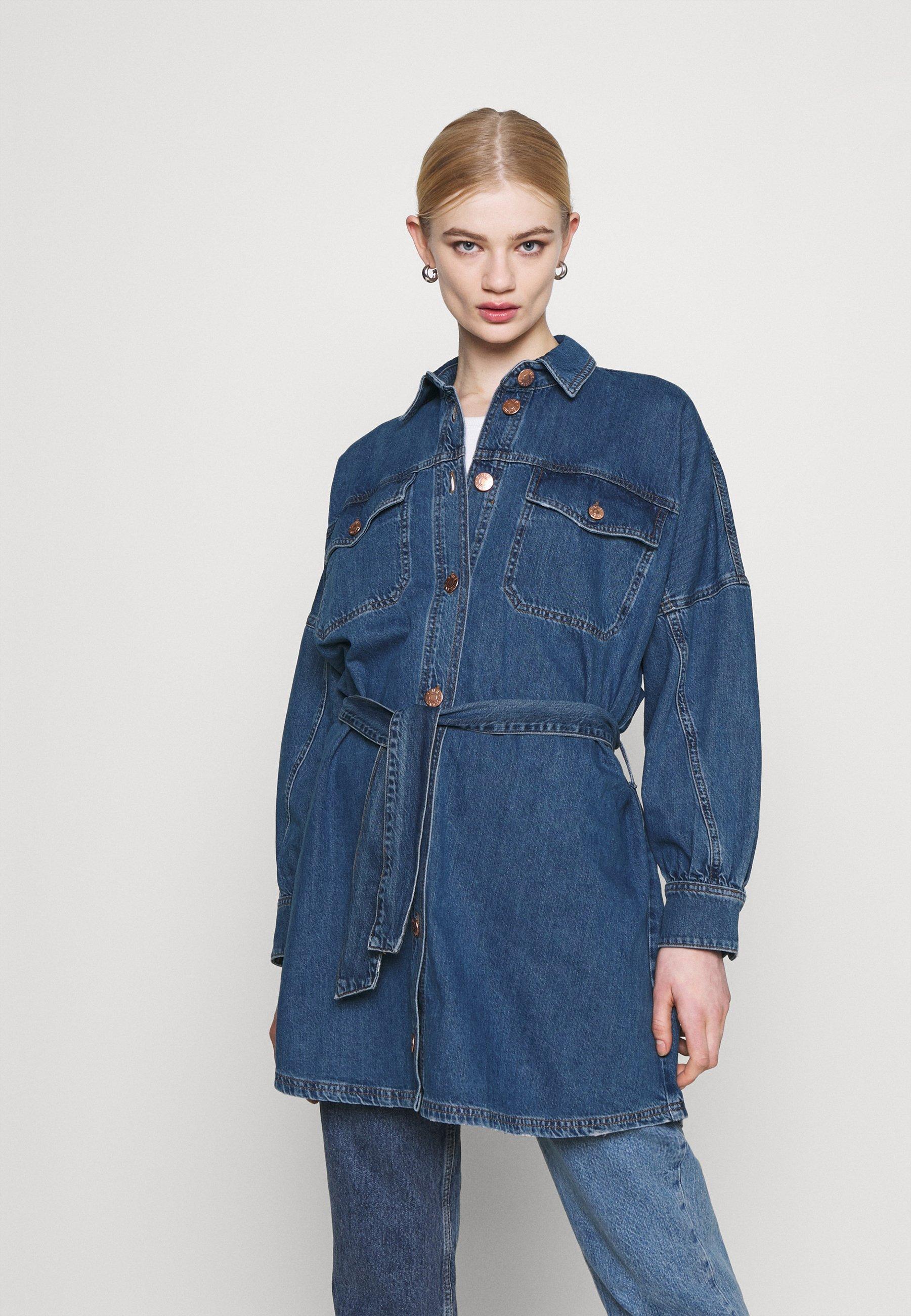 Women DELANO DRESS - Short coat