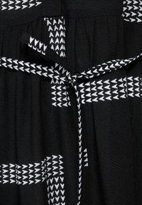 Street One - Shirt dress - schwarz - 3