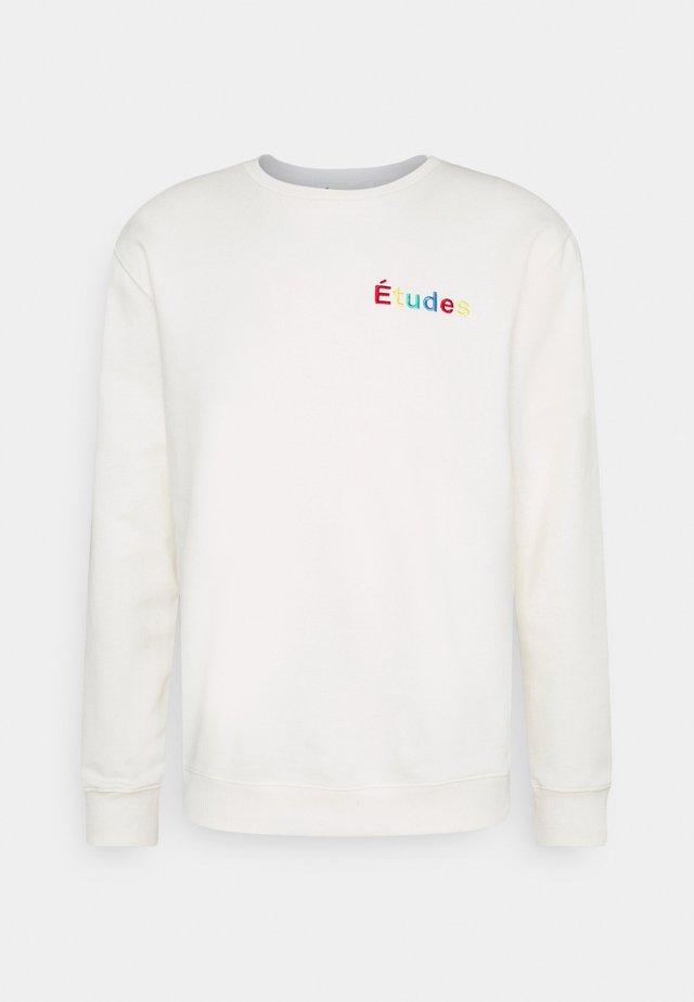 STORY MULTICO UNISEX - Sweatshirt - off-white
