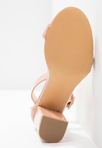 Glamorous Wide Fit - High heeled sandals - nude - 6