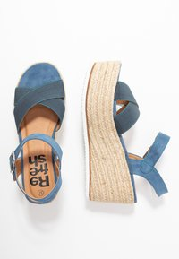 Refresh - High heeled sandals - jeans - 3