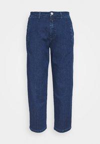 LUDWIG - Jeans Straight Leg - dark blue