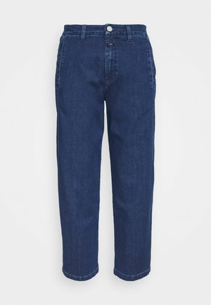 LUDWIG - Straight leg jeans - dark blue