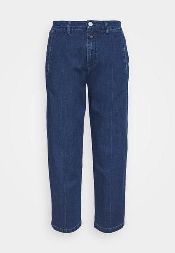 LUDWIG - Straight leg jeans - dark blue