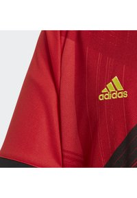 adidas Performance - BELGIUM RBFA HOME JERSEY - Article de supporter - red - 8