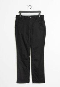 TOM TAILOR - Trousers - black - 0