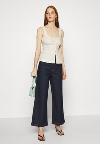 Who What Wear - BUSTIER - Top - natural - 1