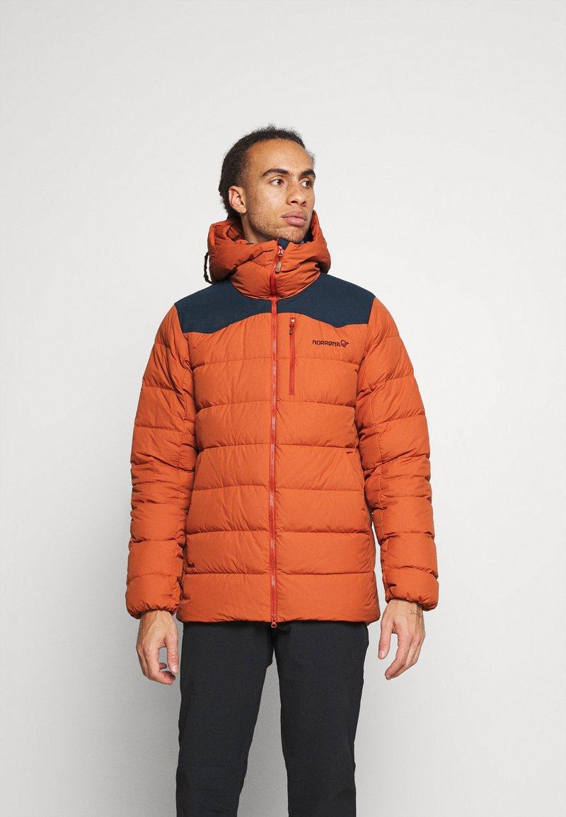 Norrøna - TAMOK JACKET - Ski jacket - orange