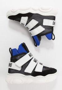 MOSCHINO - Sneaker high - black - 0