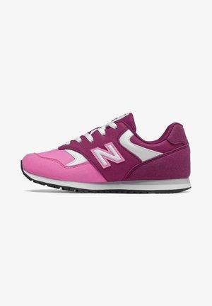 YC393TBL-M UNISEX - Sneakers basse - mulberry/jewel