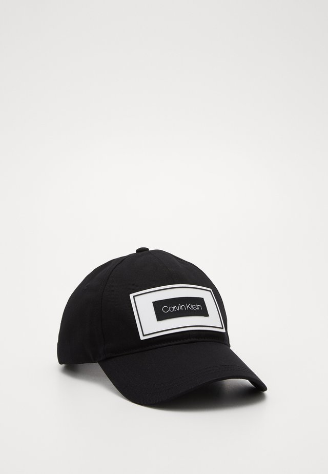 MULTI PATCH  - Casquette - black
