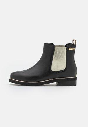 MICKY - Tronchetti - noir/or
