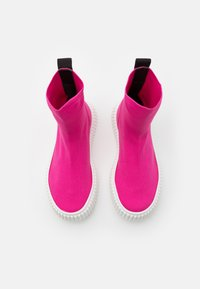 Marni - Classic ankle boots - pink - 3