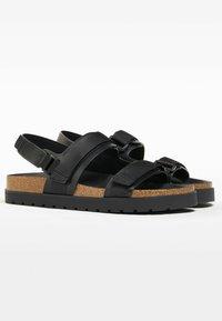 Bershka - Sandals - black - 1