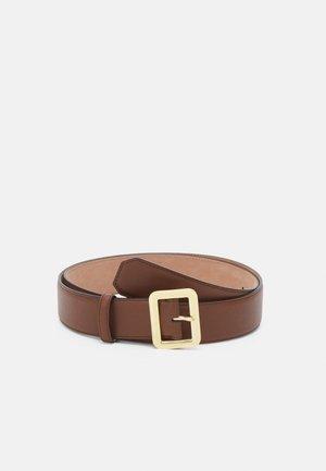 JANELLE - Belt - brown