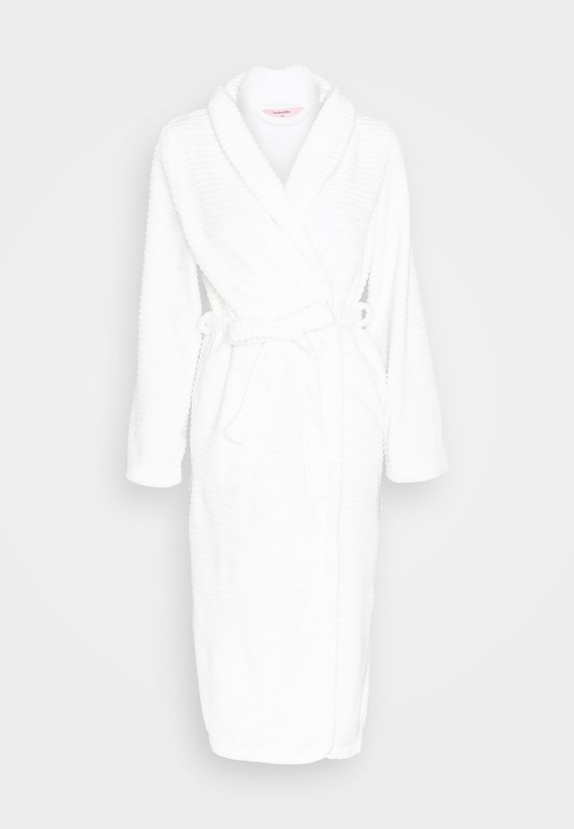 ROBE LONG - Dressing gown - off white