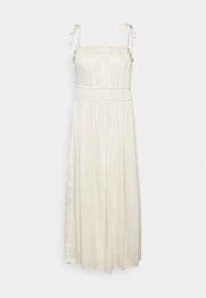 VMHELYN STRAP CALF DRESS  - Day dress - birch