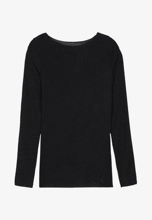 AUSSCHNITT - Undershirt - black