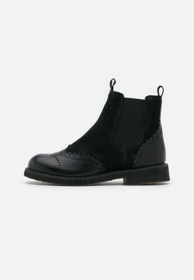 VMMATTER BOOT - Bottines - black