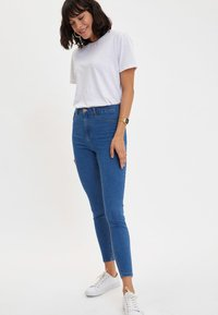 DeFacto - ANNA  - Jeans Skinny Fit - blue - 3
