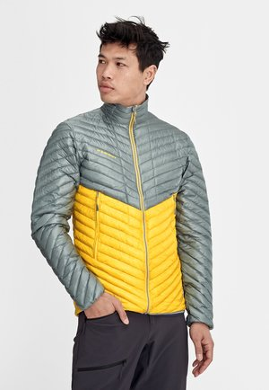 BROAD PEAK LIGHT - Down jacket - granit-freesia