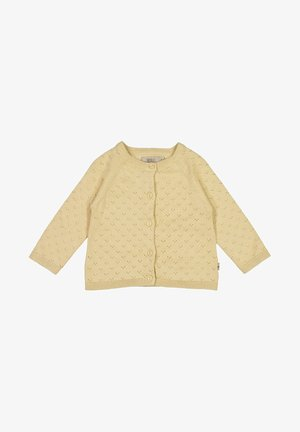 MAJA - Cardigan - soft beige