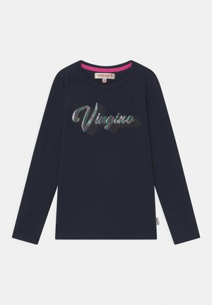 JESNEY - Long sleeved top - dark blue