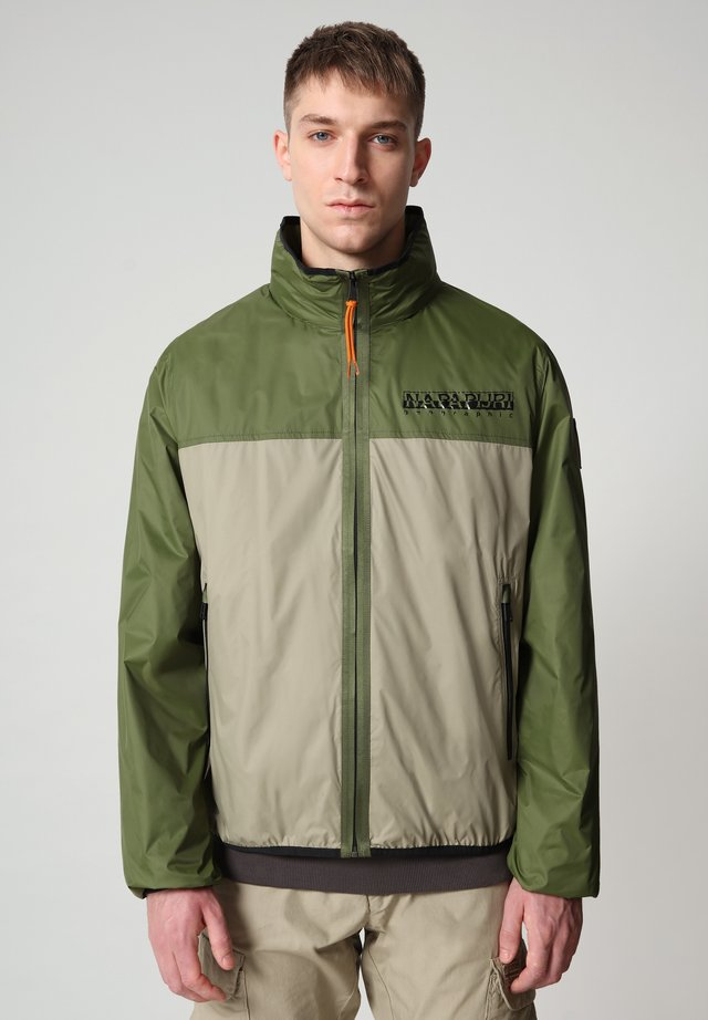 ARINO - Light jacket - green cypress