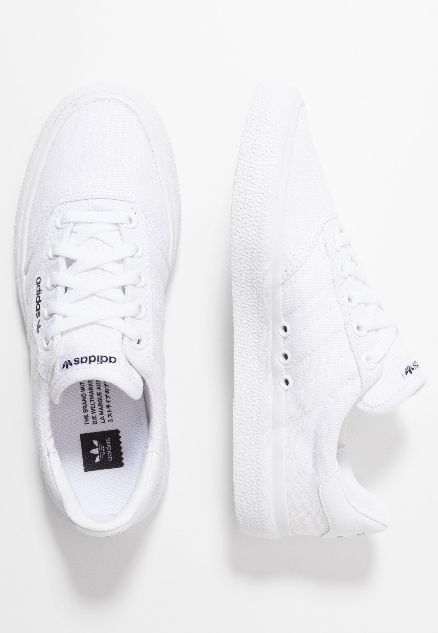 Marcha atrás Ahora educación  adidas Originals 3MC - Zapatillas - footwear white/blanco - Zalando.es