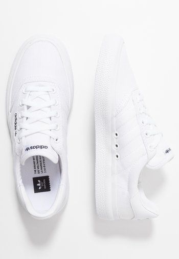 3MC UNISEX - Matalavartiset tennarit - footwear white