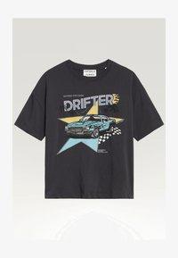 Catwalk Junkie - THUNDERHILL - T-shirt print - dark grey - 3