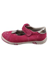 Pio - HASENLOOK - Ankle strap ballet pumps - pink - 4