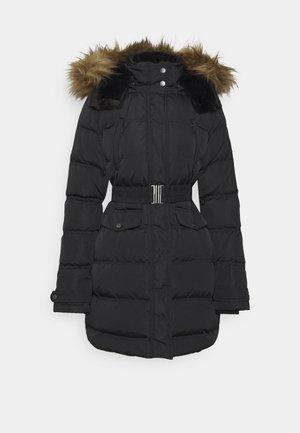 MOLI - Down coat - black