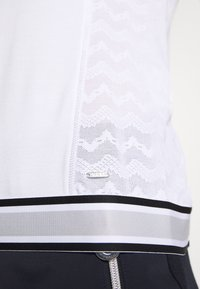Luhta - HONKILAHTI - Sports shirt - optic white - 5