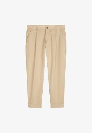 Kalhoty - nordic beige