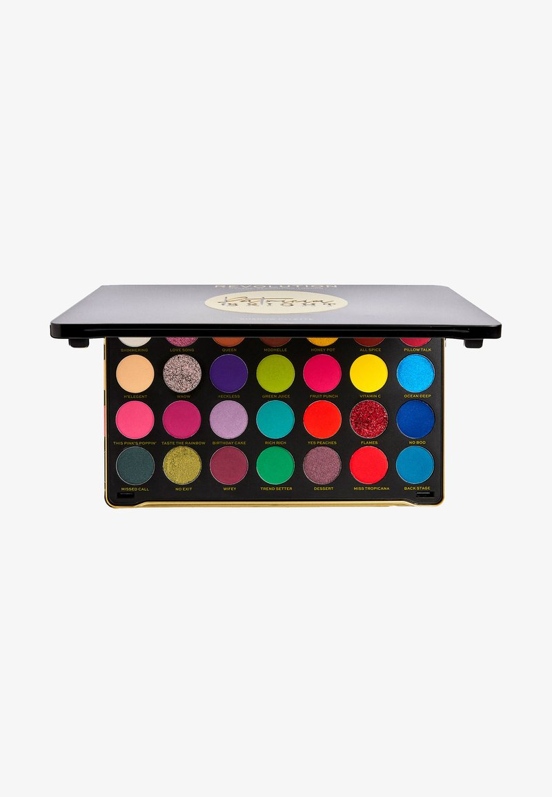 Make up Revolution - REVOLUTION X PATRICIA BRIGHT RICH IN COLOUR PALETTE - Oogschaduwpalet - multi