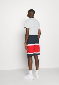 Tommy Jeans - COLORBLOCK BASKETBALL - Shorts - twilight navy/multi - 2